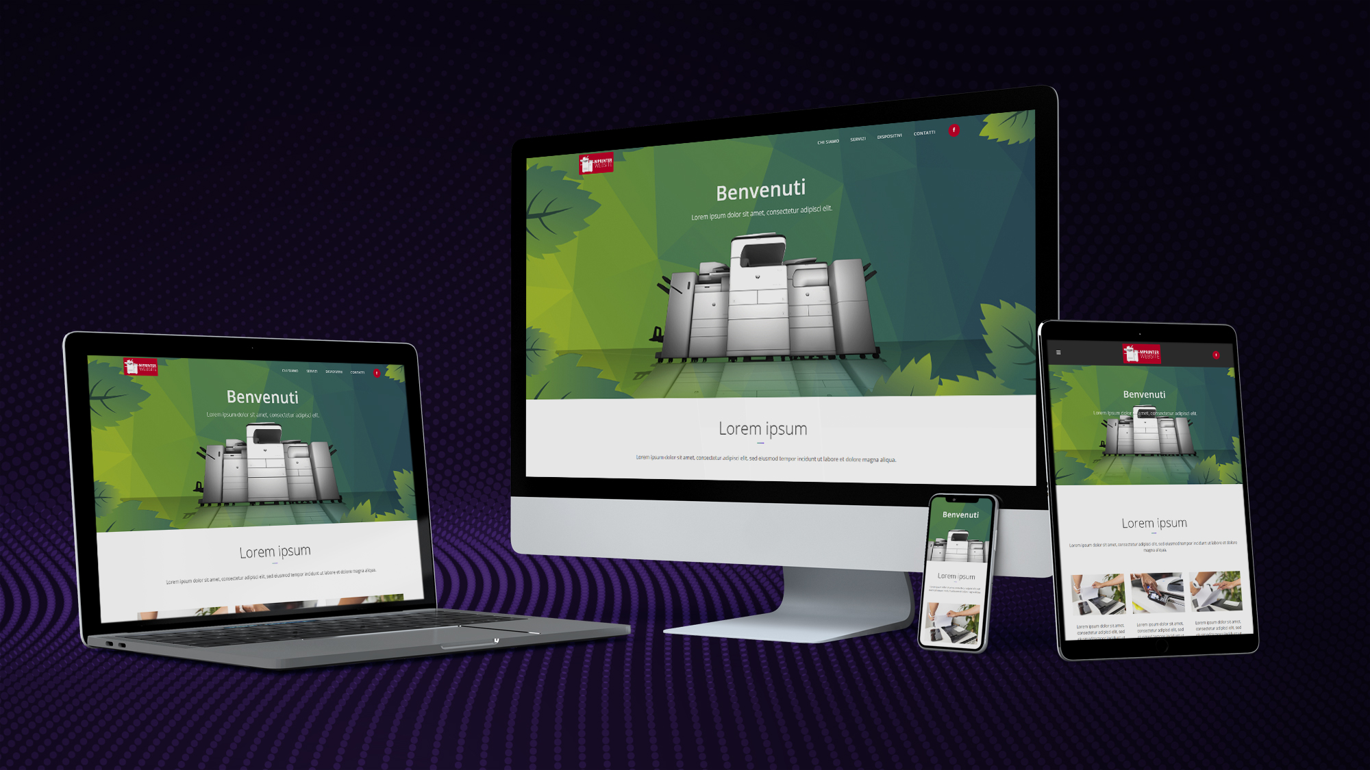 nuovo sito web cinisello