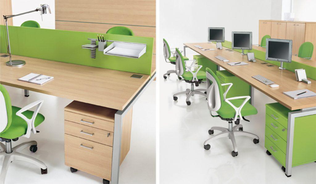 colore arredi ufficio