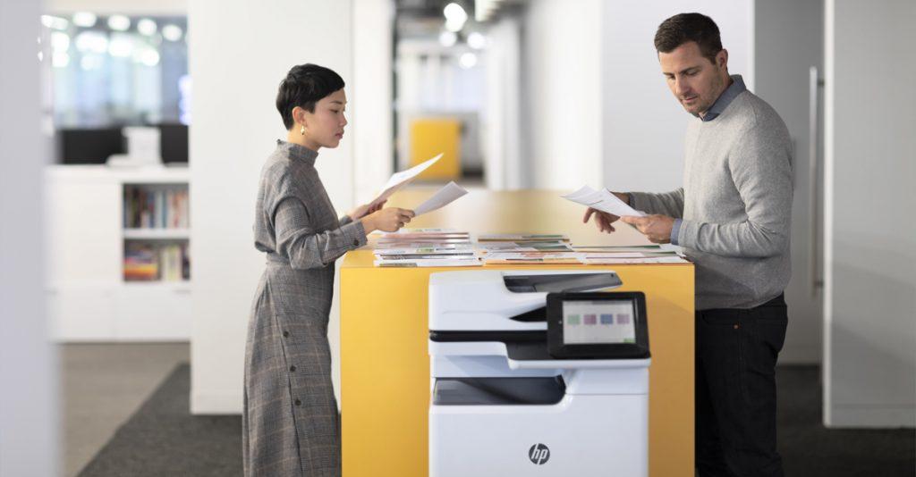 perché noleggiare stampante
